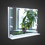 Визажное зеркало 1000х800мм, фото 3