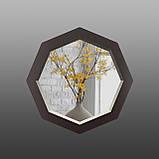 Восьмиугольное зеркало с фацетом 800 мм, фото 3