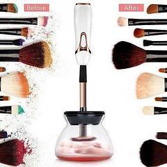 Очиститель кистей для макияжа (черная ручка)