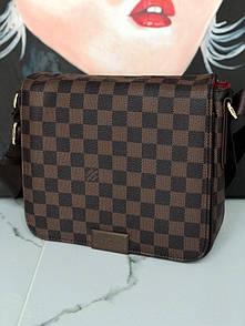 Женская Сумка Louis Vuitton,Brown/Black