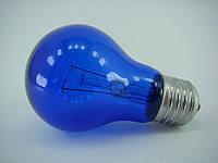 Лампа синяя лечебная 60W