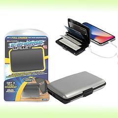 Кошелек E-charge Wallet Зарядное Устройство Powerbank Повербанк