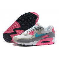 "Кроссовки Nike Air Max 90 ""White Blue Rose Grey Tape"""