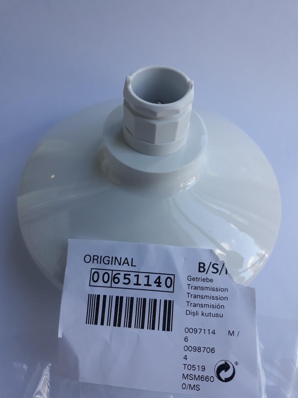 Трансмиссия измельчителя блендера Bosch 00651140