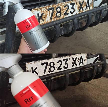 Безкислотний очищувач іржі - Koch Chemie Reactive Rust Remover 500 мл (359500), фото 2