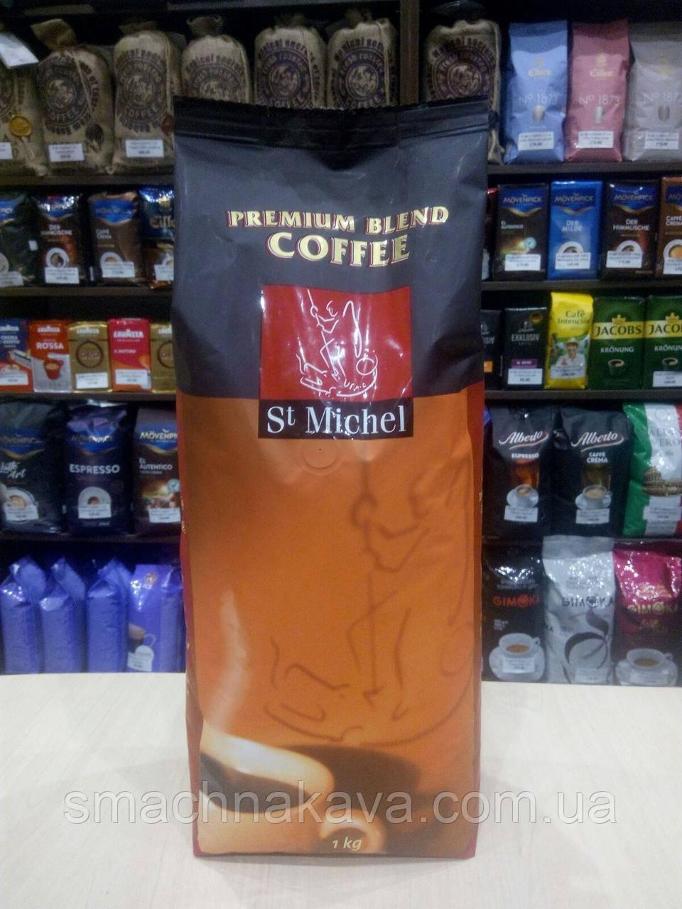 Кофе в зернах 1 кг  St. Michel ROSSO 70/30