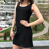 Женское круживное платье  S,M, фото 1