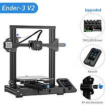 3D принтер Creality Ender-3 V2  (комплект для збірки)