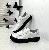 Фабрична взуття натуральна
