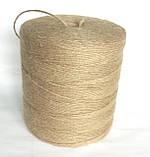 Шпагат (пряжа)  джутовая двухниточная для вязания, фото 8