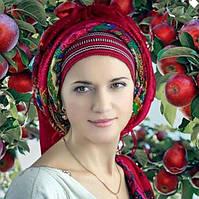 В чём прелесть украинских платков?