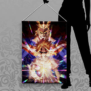 Баннер Boku no Hero Academia 03