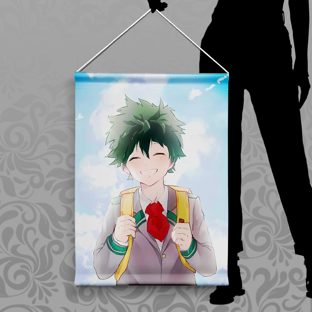 Баннер Boku no Hero Academia 06