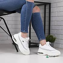 Кросівки жіночі білі, фото 3