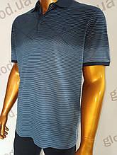 Мужская футболка поло Caporicco. PSL-8813s. Размеры: M,L,XL,XXL.