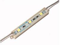 Модуль светодиодный  smd 5050 3 leds 66lm