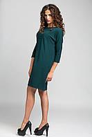 Стильное модное платье в расцветках, фото 1