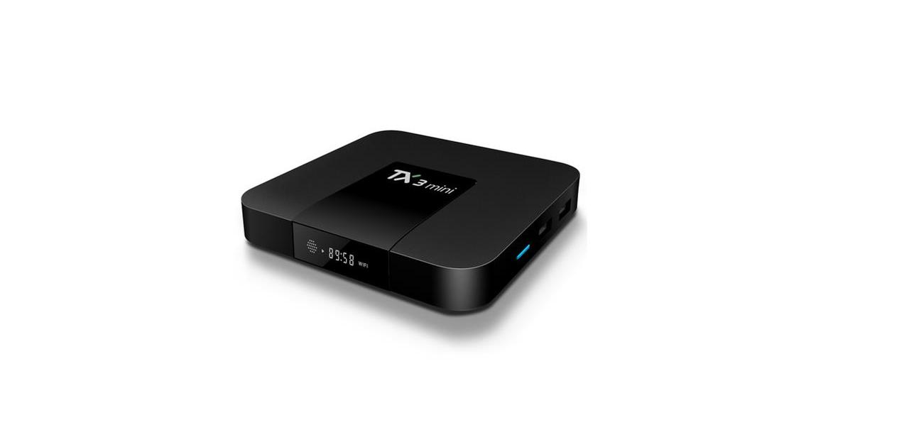 Смарт TV приставка TX3 mini 4/64GB.Smart TV Box Android 9.0