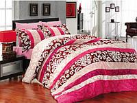 Постельное бельё Altinbasak Classico розовый