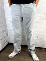 Мужские брюки Welldone светло-серые  42, 44, 46, 48, 50, 52
