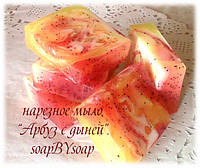 """Нарезное мыло """"Дыня и  арбузик"""", фото 1"""