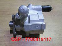 Насос ГУР QSP DF680601 Logan/Sandero/Kangoo/Clio II (крепл. шкива 3 болтами)