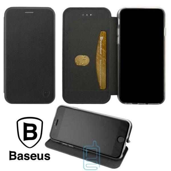 Чехол-книжка Baseus Premium Edge Xiaomi Mi 8 черный