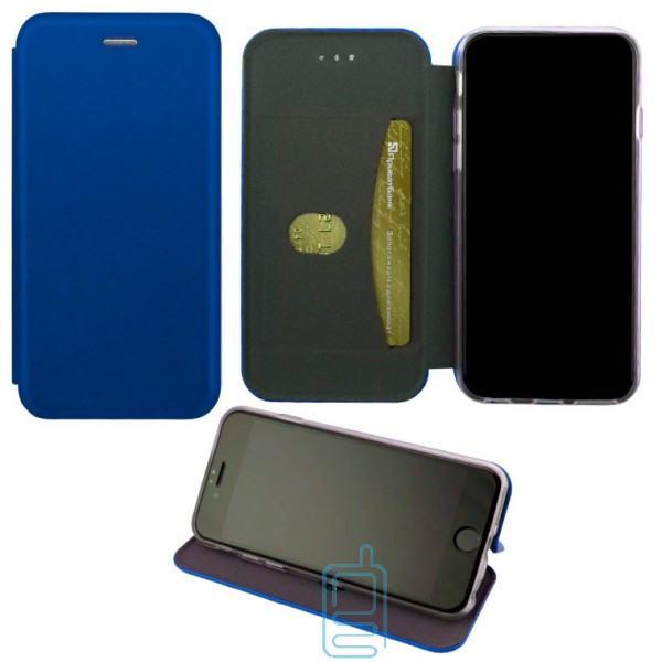 Чехол-книжка Elite Case Samsung A20s 2019 A207 синий
