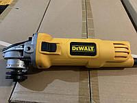 Угловая шлифовальная машина DeWalt DWE4157 (Угорська) Болгарка Деволт -25% скидка
