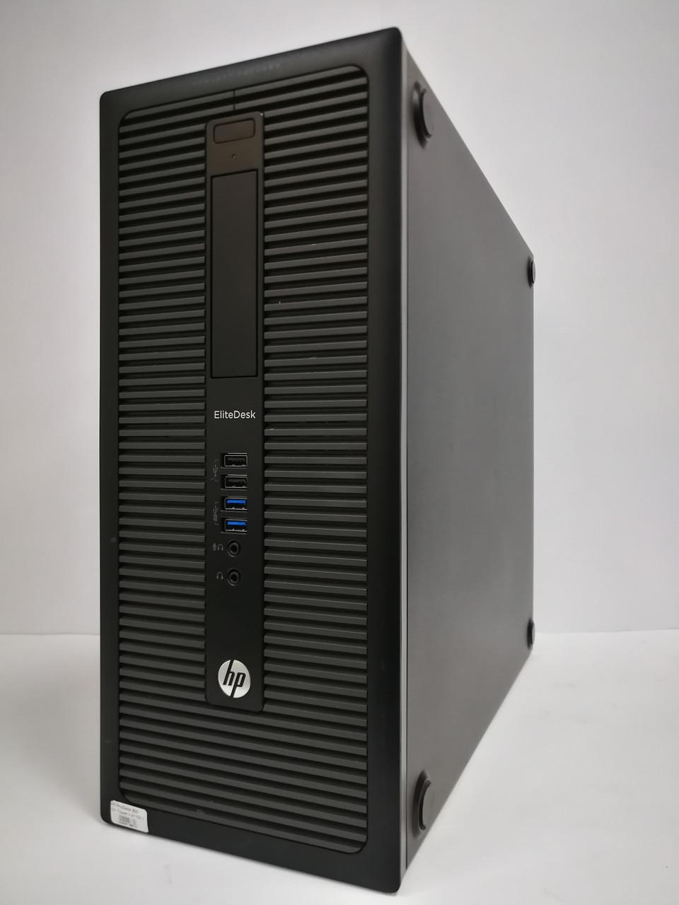 Компьютер HP 800 G1, Intel Core i3-4130 3.4GHz, RAM 4ГБ, SSD 120ГБ