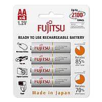 Аккумулятор Fujitsu HR-3UTCEU, AA, 2000 mAh, Ni-MH, блистер 4 шт