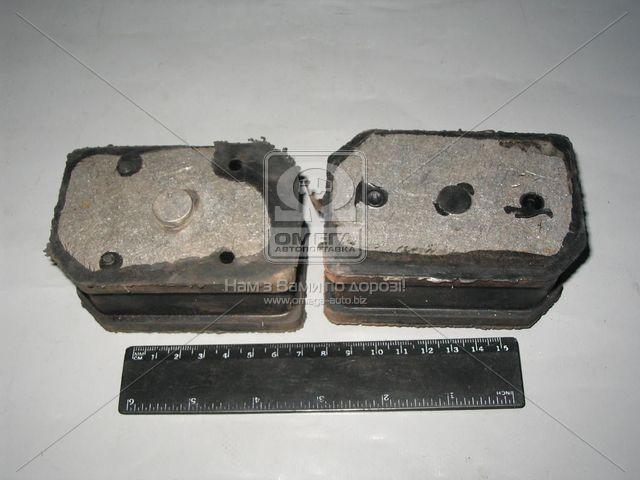 Амортизатор Д 240,243,245 опоры двигателя передний (пр-во Украина)