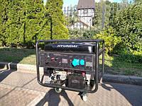 Генератор бензиновый Hyndai HY 12500LE