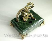 Бронзовая статуэтка Обезьяна эксклюзивный подарок, фото 2