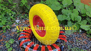 Колесо для тачки 4.00 - 6 16 мм разборное игольчастый подшипник