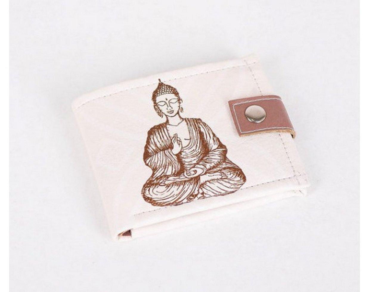 Кошельки женские кожа Будда