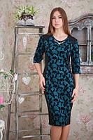 Платье женское до колена р.48-52 Yam142
