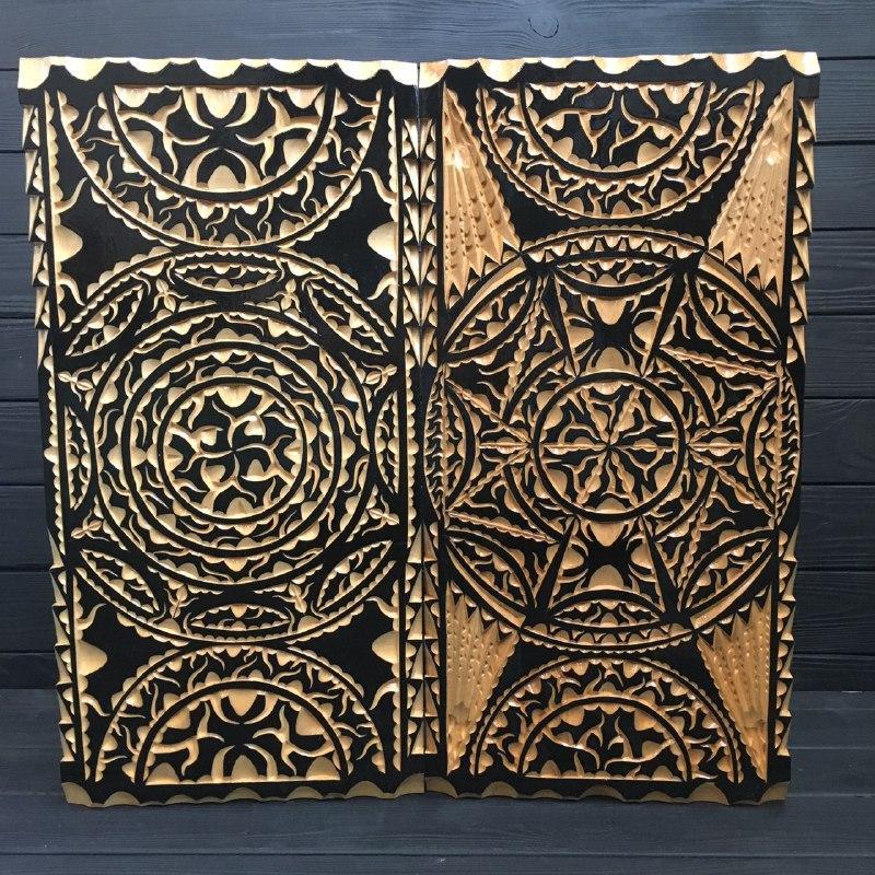 Деревянные нарды черно-белые ручной работы, эксклюзив