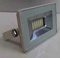 Прожектор светодиодный LED 10w 6500K IP65 680LM белый / LMP33-10, фото 1