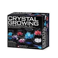 Набор для экспериментов исследование 4M Химические опыты с кристаллами для детей