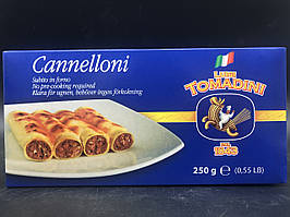Макароны Каннеллони Cannelloni Luigi Tomadini 250Г