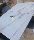 Стол TM-171 белый кварц 120/160х80 (бесплатная доставка), фото 4