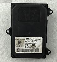 Блок адаптивного освещения AFS Touareg Tiguan Jetta A6 A8 4H0941329, фото 1