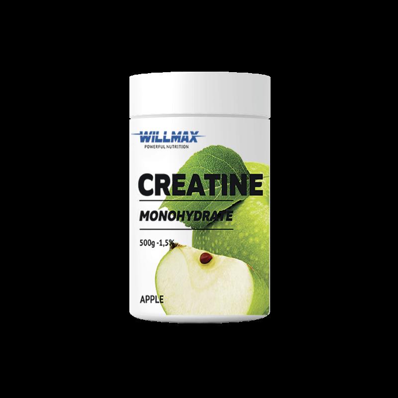 Креатин Creatine Monohydrate 500g вкус Willmax