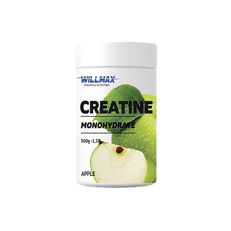 Креатин Creatine Monohydrate 500g вкус Willmax, фото 2