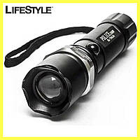 Фонарик ручной светодиодный BL-T8626 / Карманный фонарик, фото 1