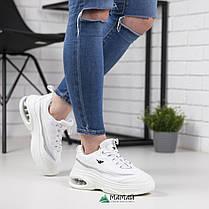 Кросівки жіночі білі 40р, фото 2