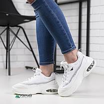 Кросівки жіночі білі 40р, фото 3
