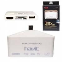 Картридер microUSB HAVIT HV-MAC07