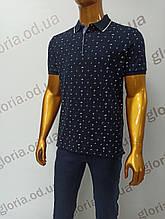 Мужская футболка поло Tony Montana. PSL-2405s (tmp241-8). Размеры: M,L,XL,XXL.